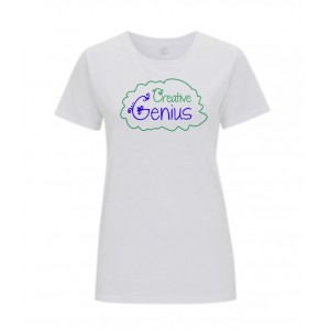 Creative Genius T Shirt