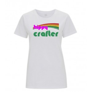 Hippy Crafter T Shirt