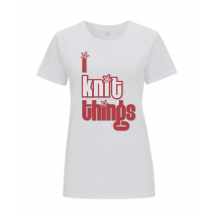 I Knit Things T Shirt
